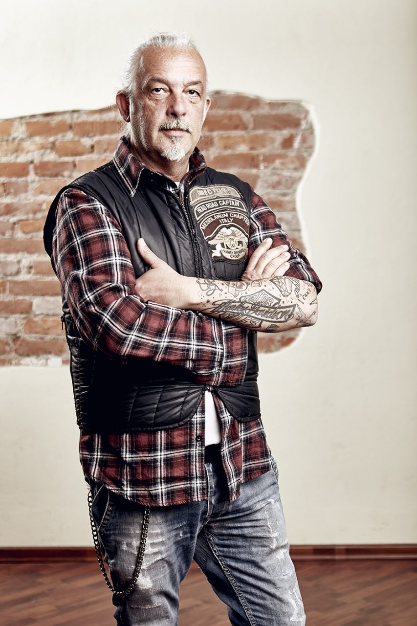 Schulz - Teddy's Harley Davidson Milano
