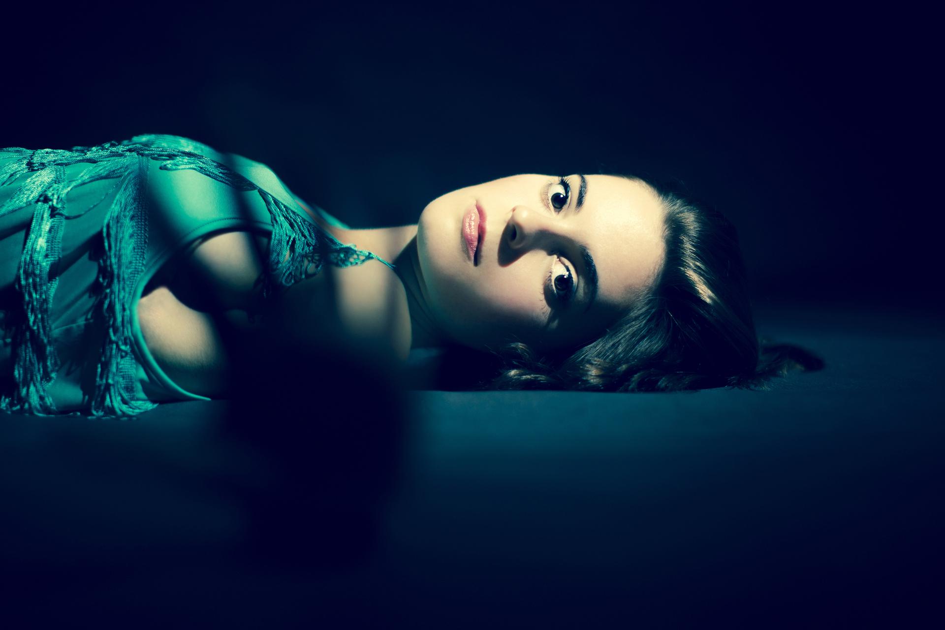 Model: Anna Caselli
