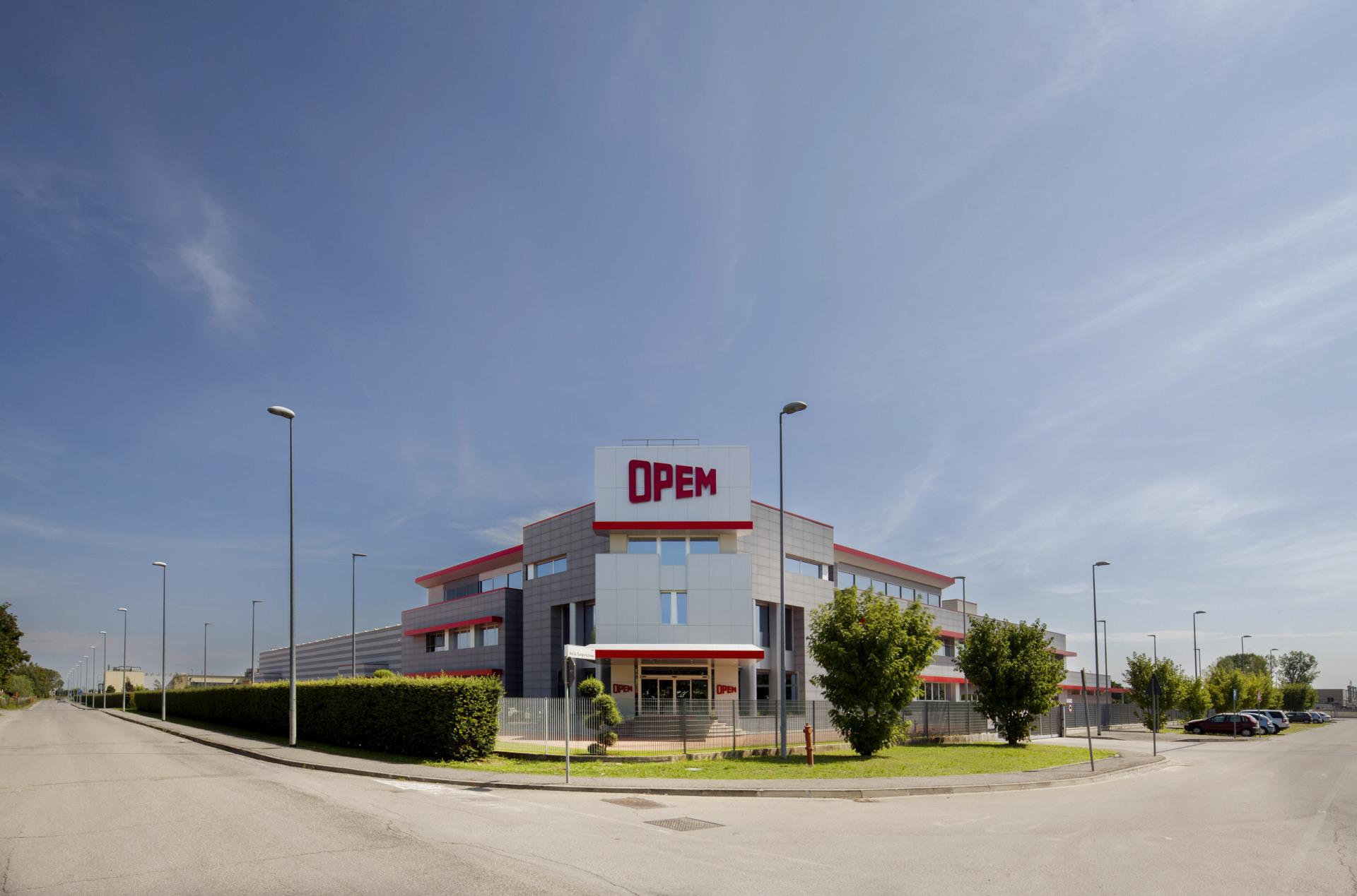 OPEM S.p.A - Parma