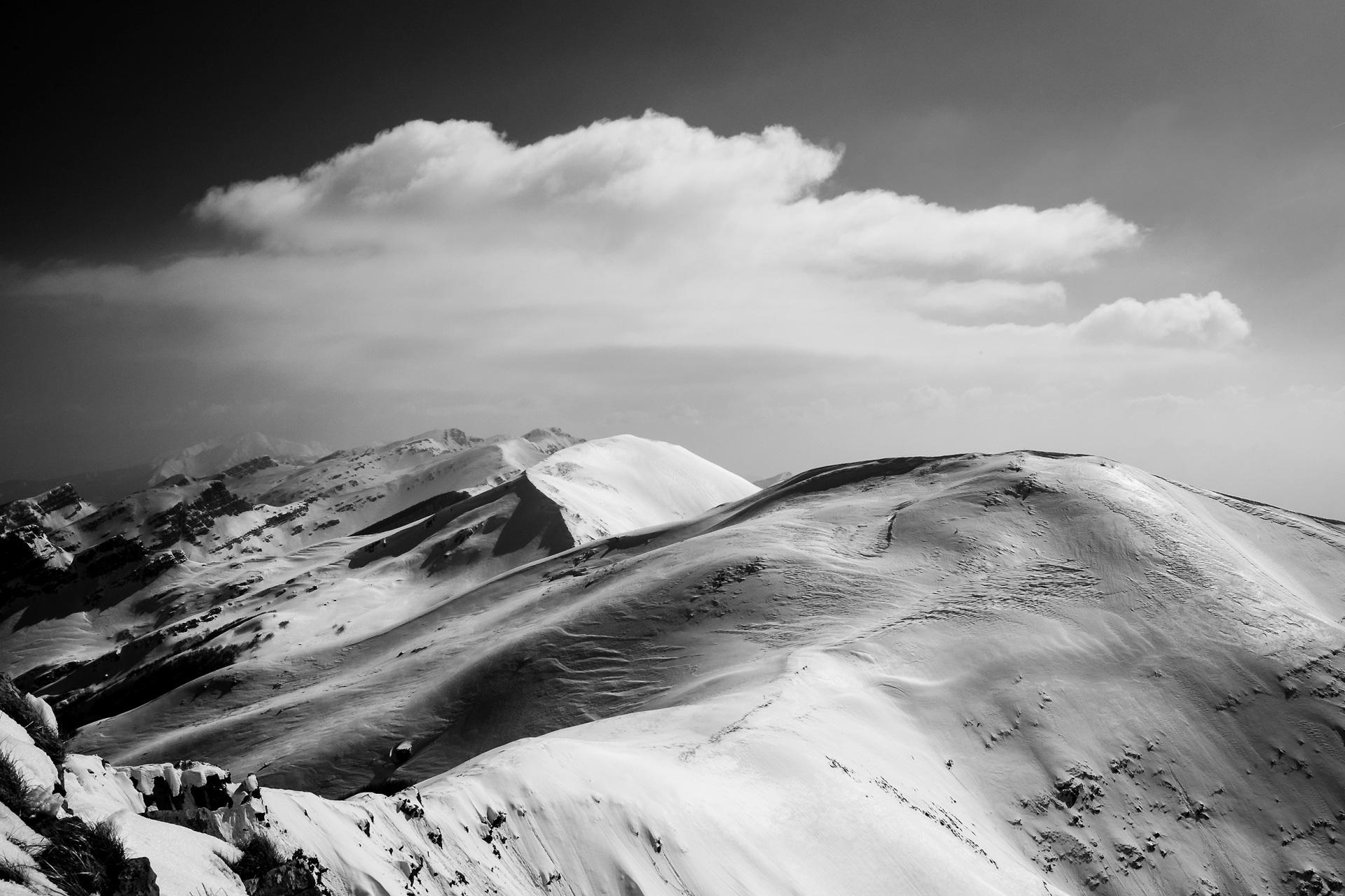 Monte Aquila - Appennino Parmense - Italy