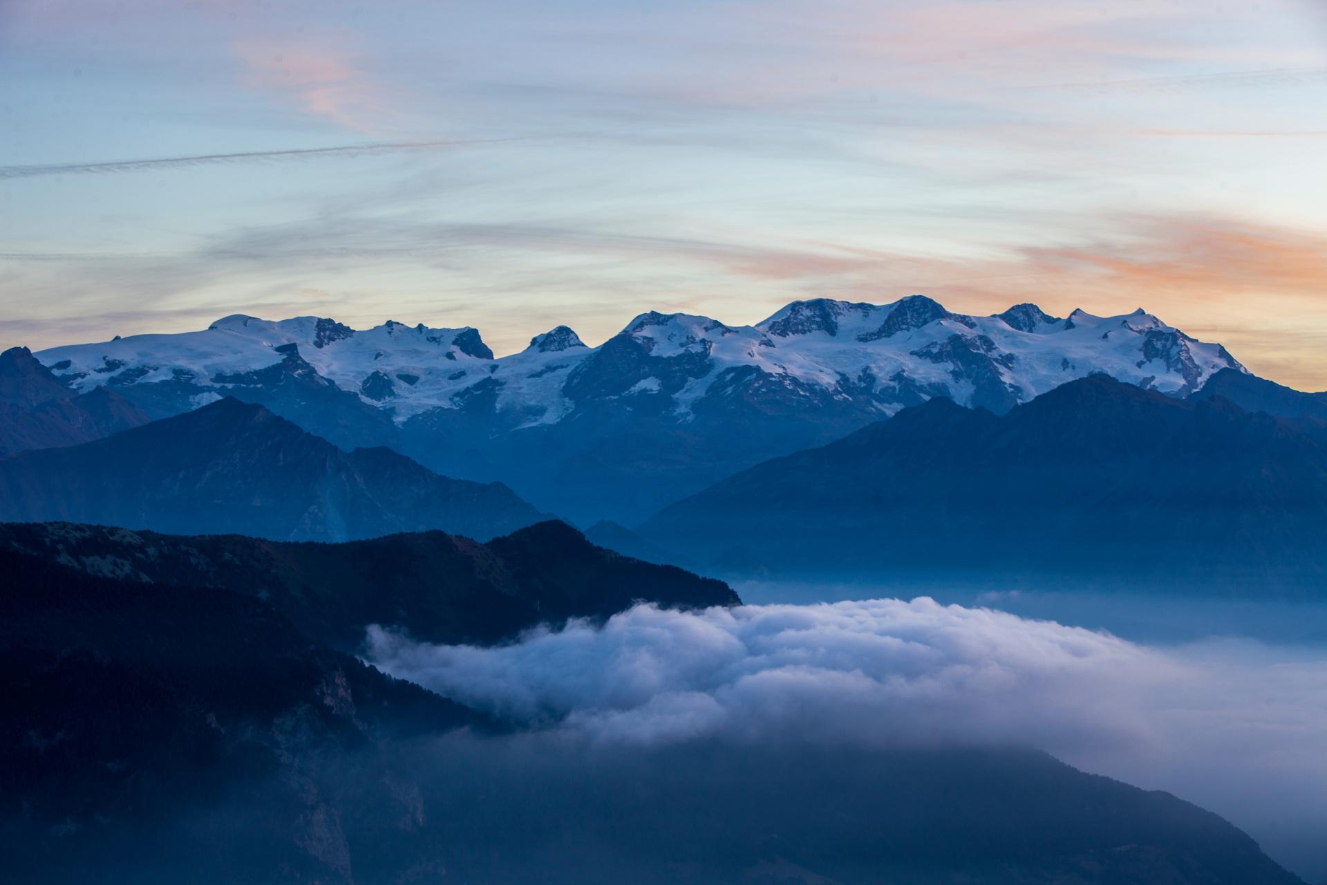 Monte Avic - Italy