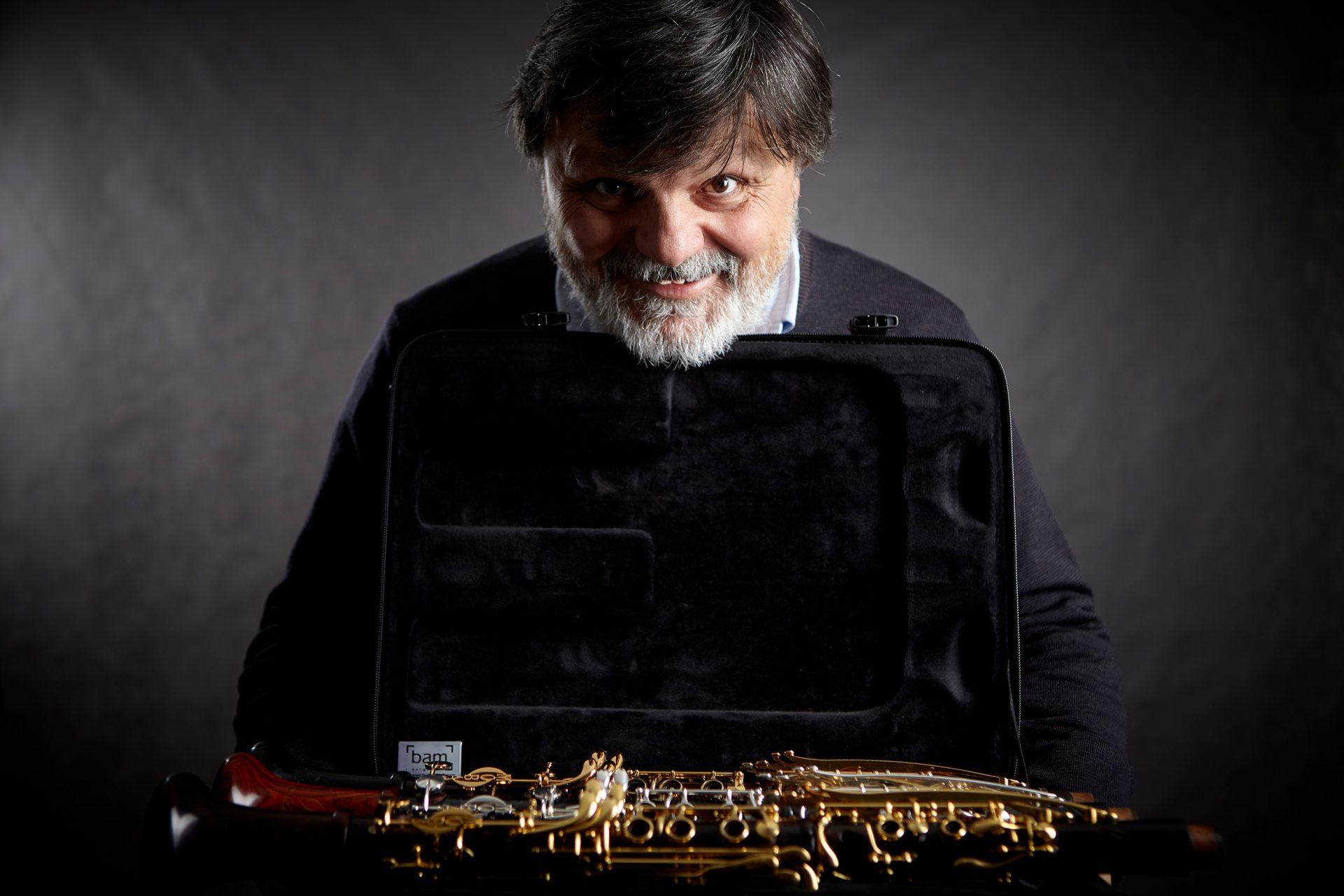 Maestro Corrado Giuffredi - Principal Clarinet presso Orchestra della Svizzera Italiana (OSI)