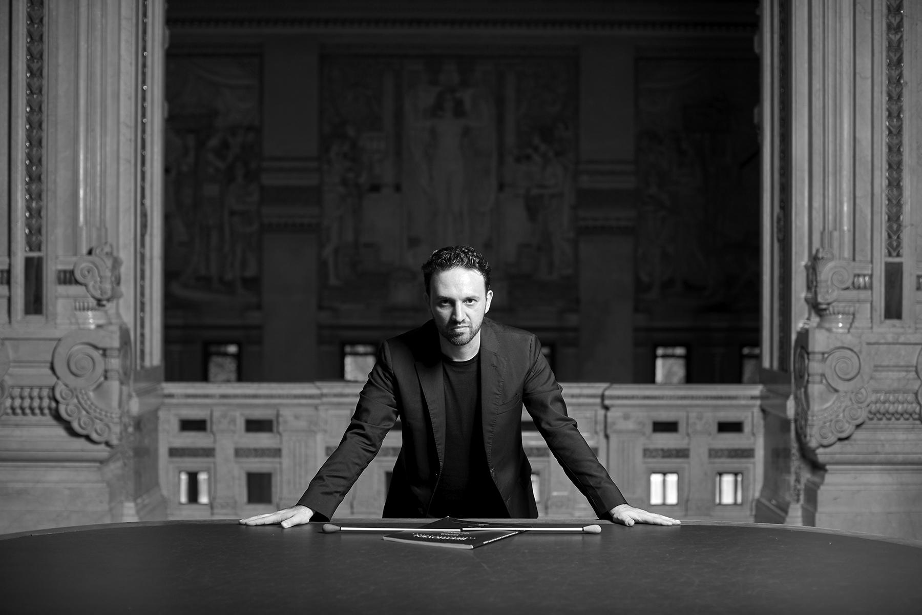 Maestro Enrico Fagone  Artistic Director presso Concorso Bottesini, Ambassador presso Martha Argerich Presents Project e Professor presso Conservatorio della Svizzera italiana.