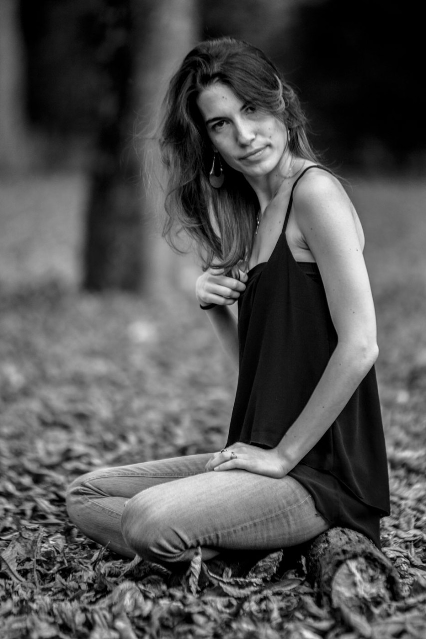 Model: Agostina Bucci