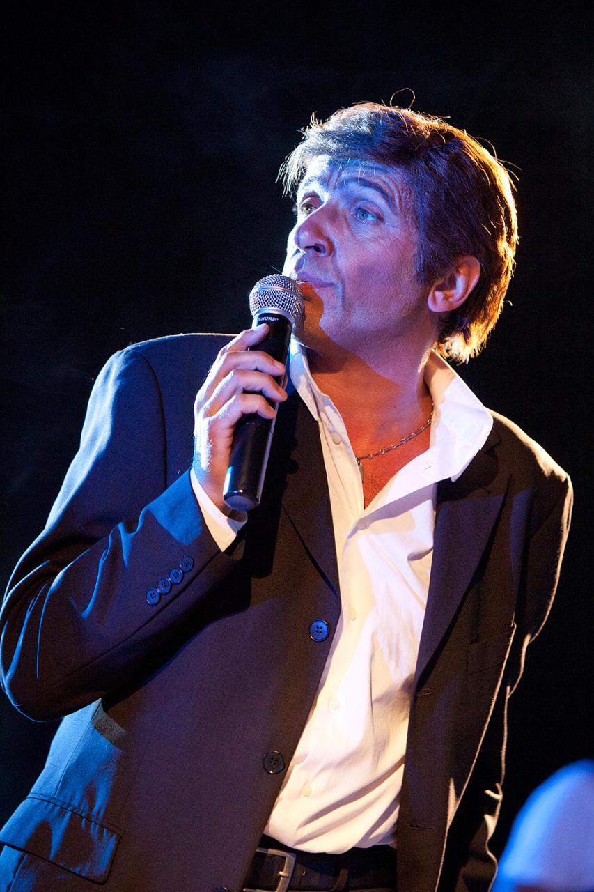 Dario Ballantini, Actor