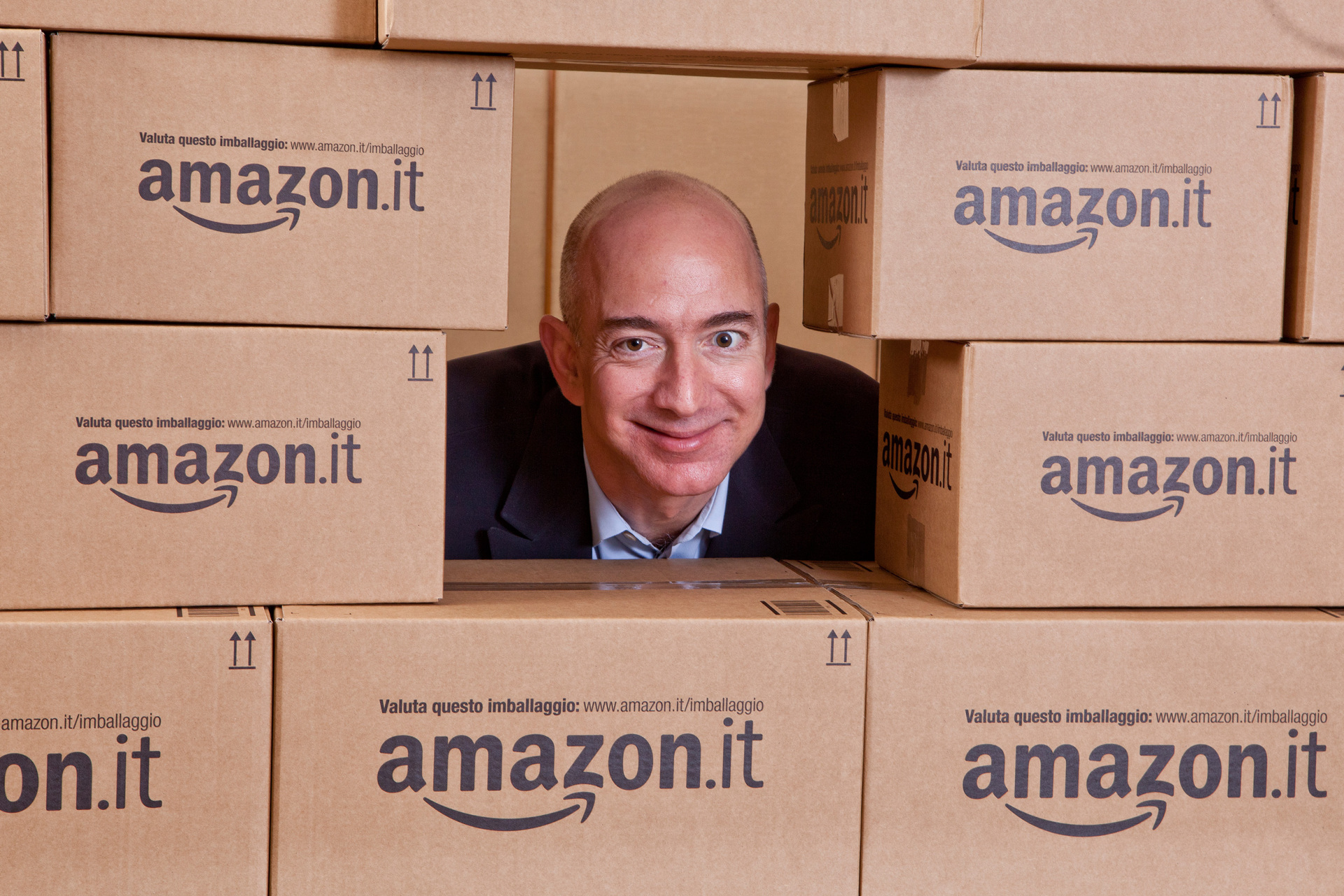 Jeff Bezos CEO Amazon