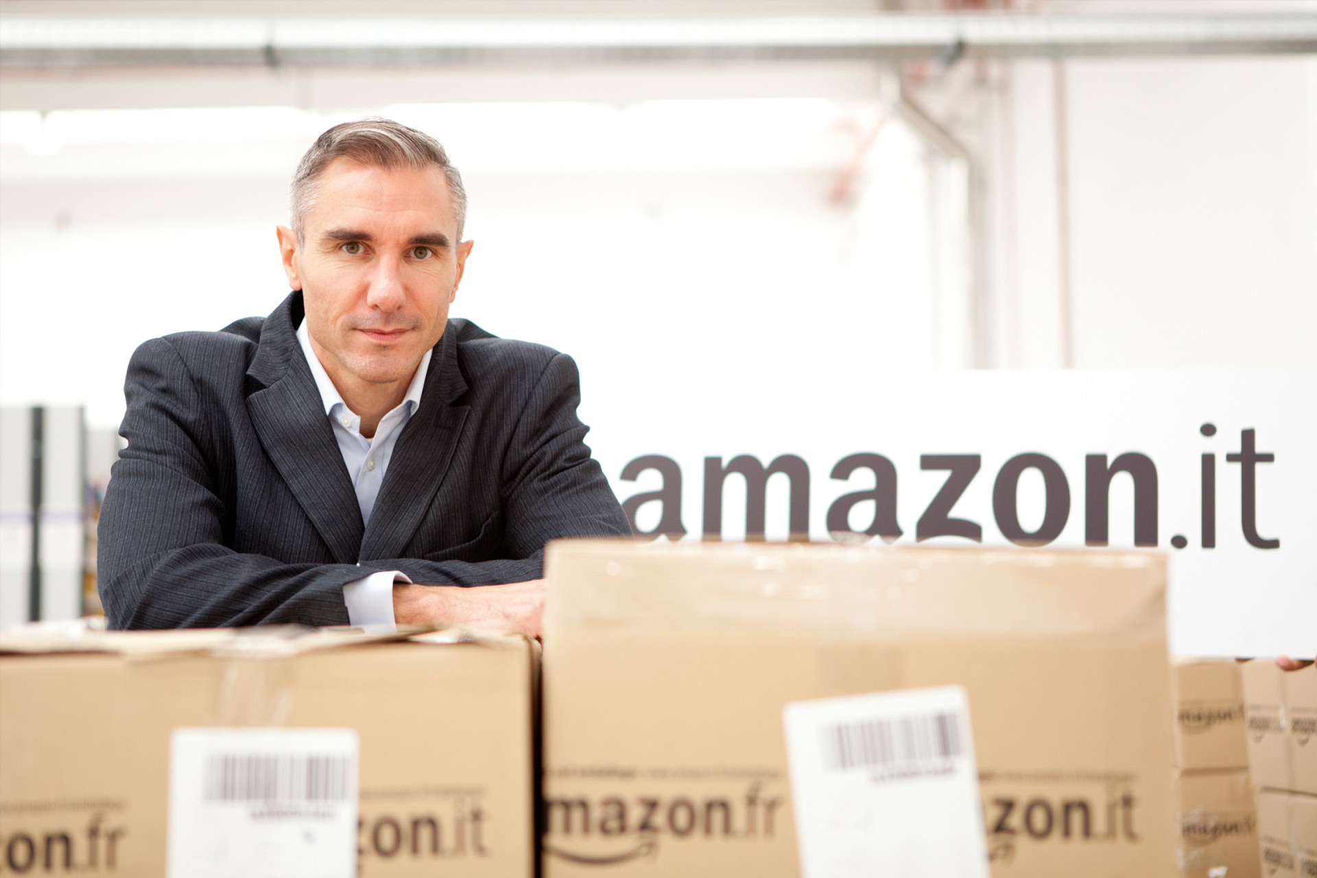 Stefano Perego Southern Europe Regional Director at Amazon
