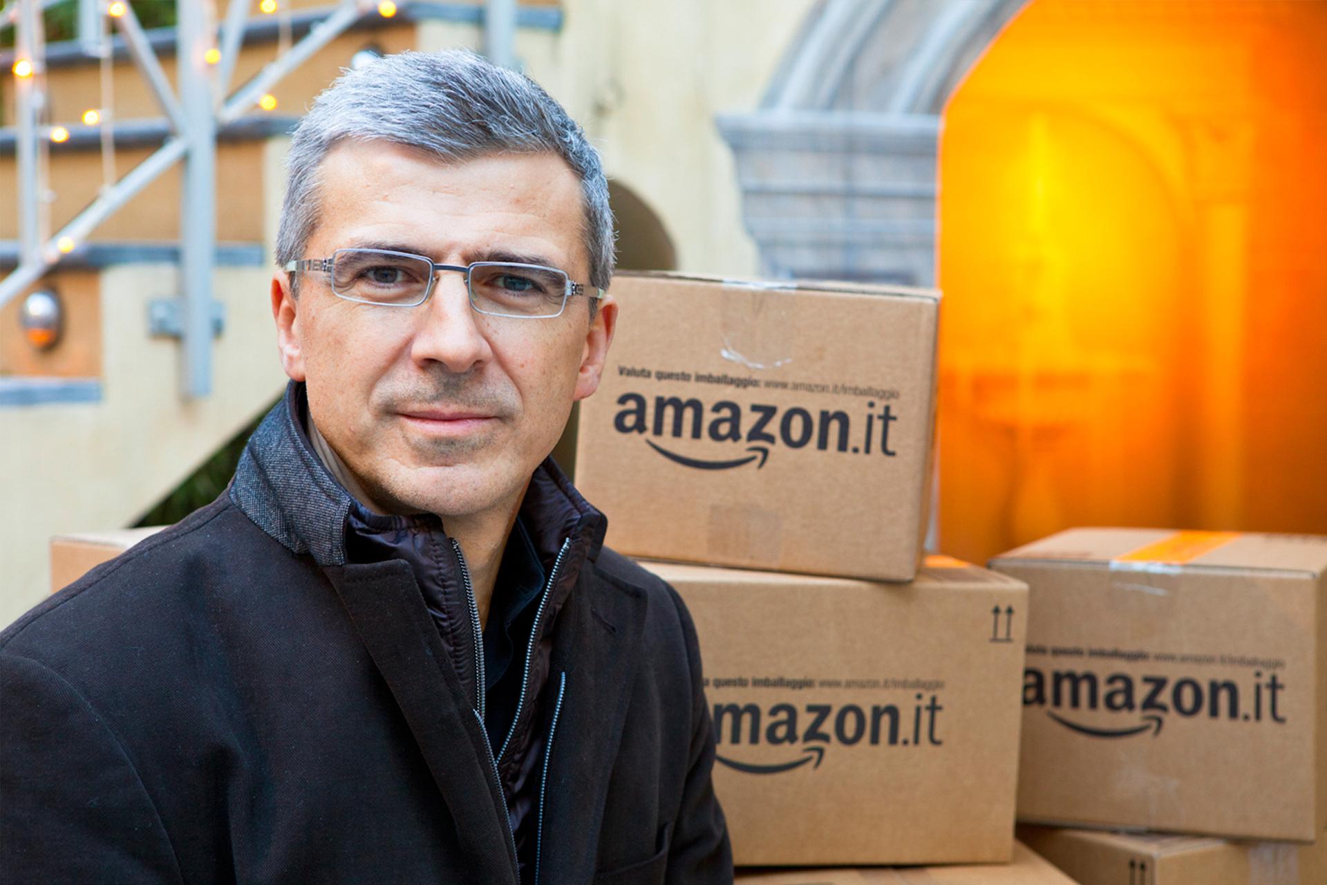 Diego Piacentini Vicepresident Amazon