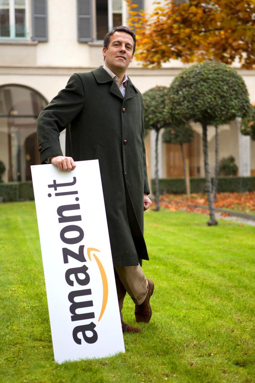 Martin Angioni - President chez Amazon Italia
