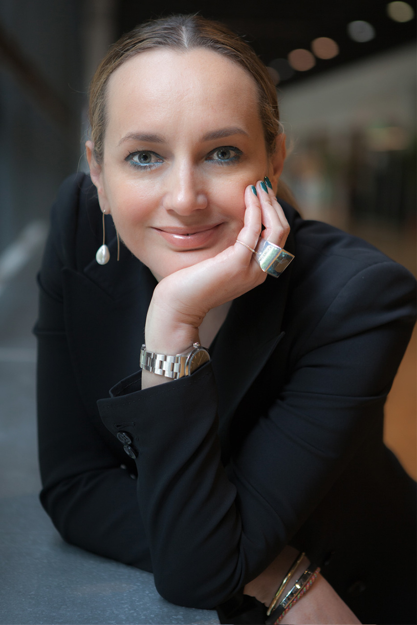 Sabrina Mossenta Expert in digital media
